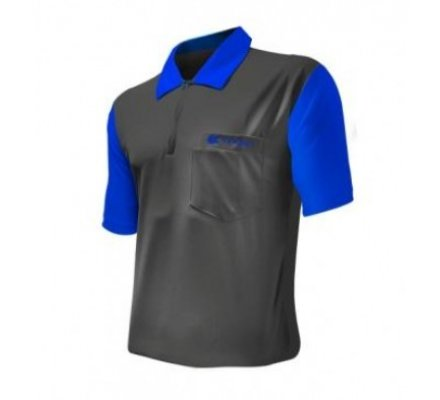 Polo Cool Play 2 Target Gris/Bleu Taille M