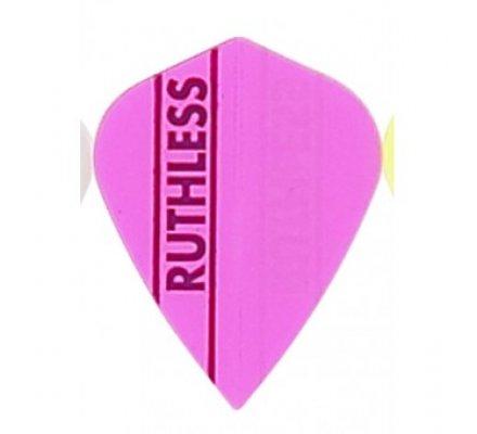 Lot de 3 ailettes Kite Ruthless Rose R793