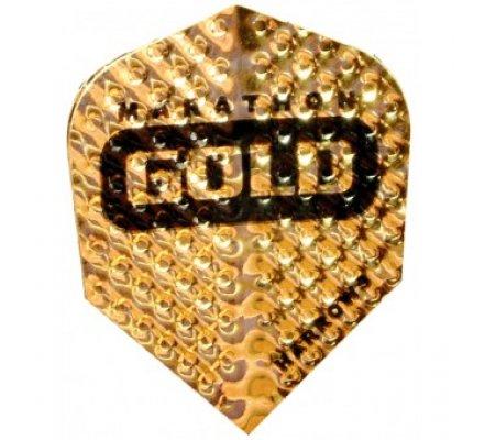 Ailette de fléchette Marathon GOLD Or G14