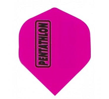 Ailette de flechettes standard Pentathlon Magenta PE013