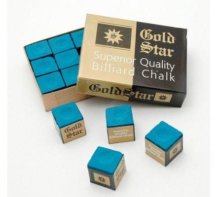 Craies Goldstar par paquet de 12-Bleu