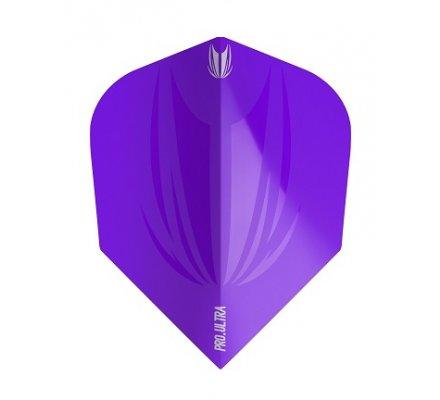 Ailettes Target Pro Ultra Purple T5000