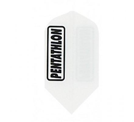 Lot de 3 ailettes de jeux de fléchettes Pentathlon PE205