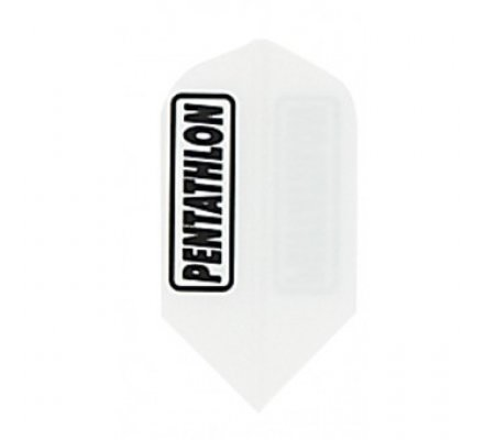 Lot de 3 ailettes de jeux de fléchettes Pentathlon PE207