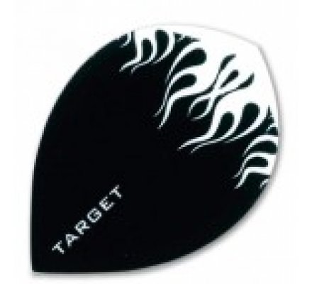 Ailette Pear Target Pro 100 Black-White Waves T650
