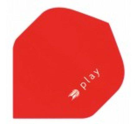 Ailette Standard Target Pro 100 Rouge T506