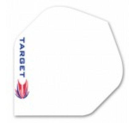 Ailette Standard Target Pro 100 White-Blue T545