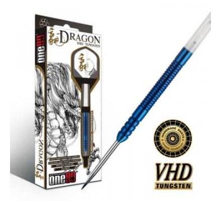 Jeu de flechettes Acier Dragon Ice One80 D769