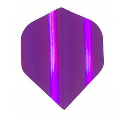 Ailette de flechettes Standard Quazar Violet Q702