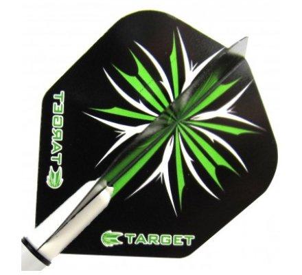 Ailette Standard Target Black Celtic Design T7330