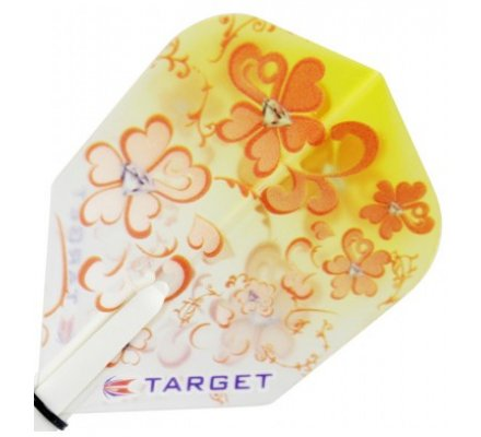Lot de 3 ailettes Target Vision Girl Play Honey T7460