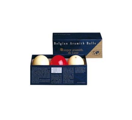 Jeu de billes Super Aramith de Luxe Carambole (61,5) A138