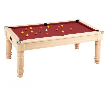 Billard Table Majestic 7ft Chêne Clair
