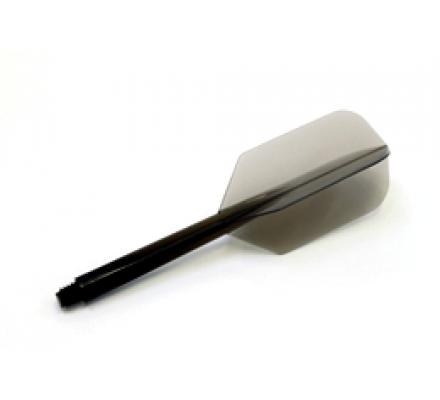 Flight/shaft Condor Slim Clear Black Medium CCB105