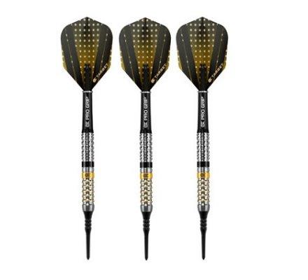 Flechettes nylon Target Distinction D7 - Pixel Grip - 18g