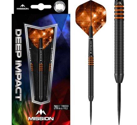 Jeu de flechettes Acier Mission Deep Impact M4