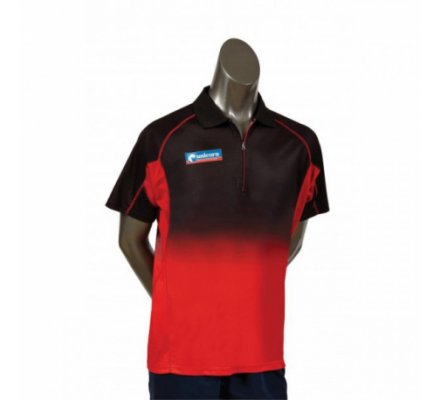 Polo Unicorn Pro Black and Red