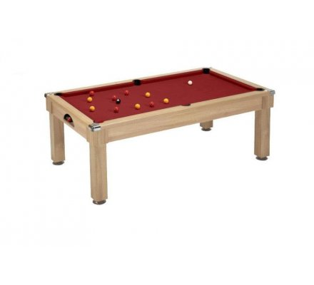 Billard Table Windsor 7ft Chêne Clair