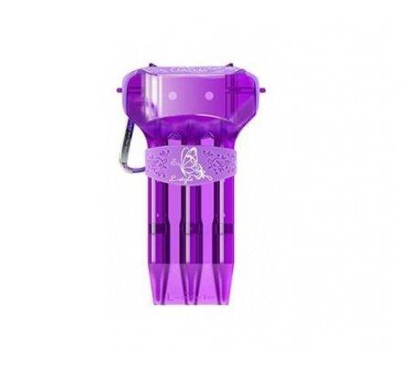 Etui pour jeux de fléchettes L-Style krystal One Purple