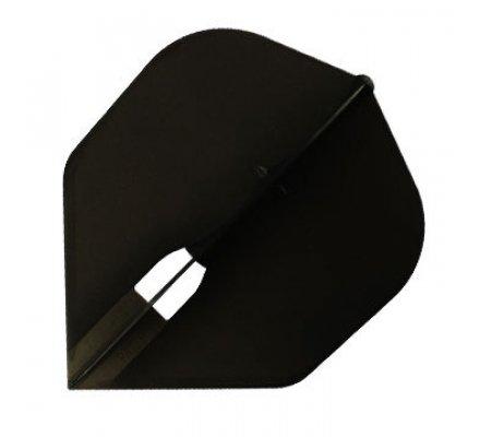 L-Style Champagne Ring Shape Black L3014