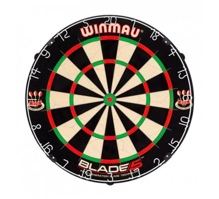 Cible de fléchettes Winmau Blade 5 EA014