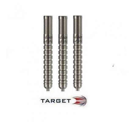 Jeu de flechettes Acier Target Adrian Lewis Tungsten 25g T7342