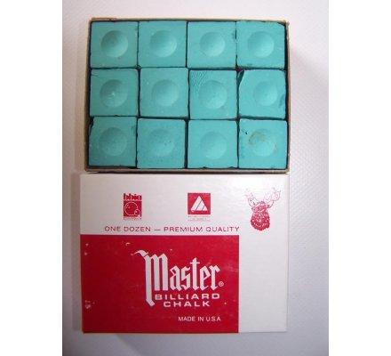 Craies Master Chalk-par paquet de 12-Vert