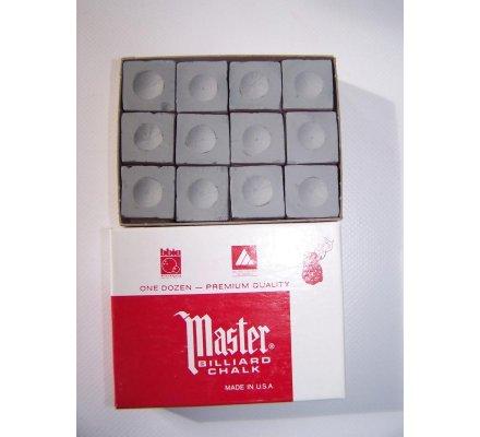 Craies Master Chalk-par paquet de 12-Gris