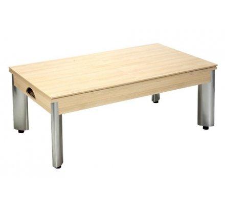 Billard Table Fusion 7ft Chêne Clair