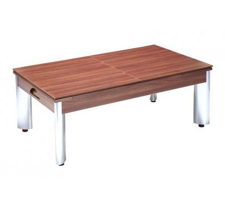 Billard Table Fusion 7ft Chêne Foncé