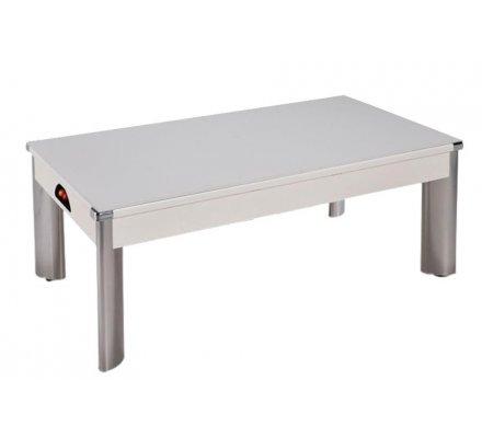 Billard Table Fusion 7ft Blanc