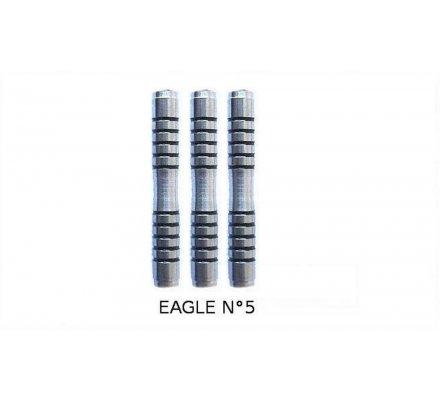 Fûts de flechettes Eagle n°5 16gr