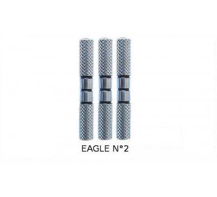Fûts de flechettes Eagle n°2 16gr