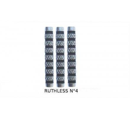 Fûts de jeux de fléchettes Ruthless n°4 16gr