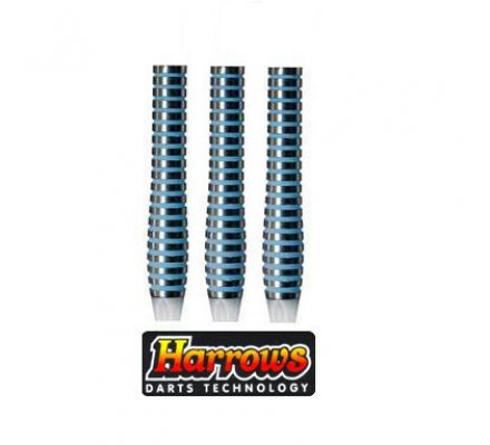 Flechettes Harrows Darts Assassin Plus style B Bleu