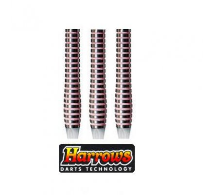 Flechettes Harrows Darts Assassin Plus style B ROSE