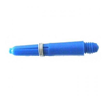 Lot de 3 tiges  Nylon Plus-Bleu-Extra Court N017