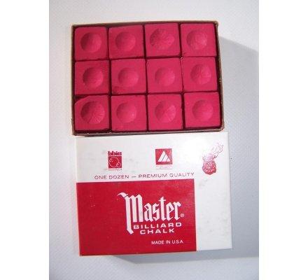 Craies Master Chalk-A l'unité-Rouge