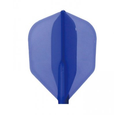 Ailettes fit flight air shape Dark blue 033
