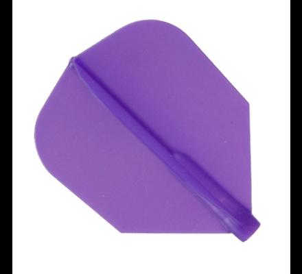 Ailettes fit flight shape Purple 135