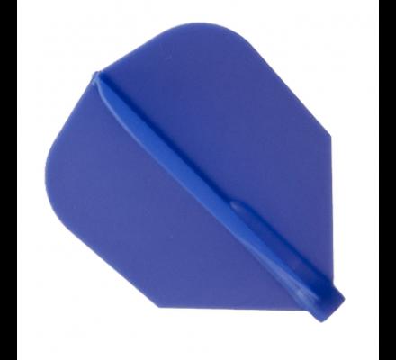 Ailettes fit flight shape Dark Blue 136