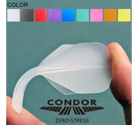 Flight/shaft Condor Slim Clear Black Short CCB103