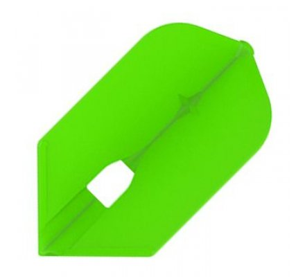 L-Style Champagne Ring Slim Lime Green L6036