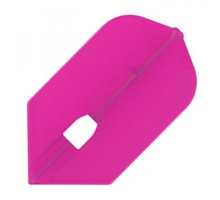 L-Style Champagne Ring Slim Hot Pink L6037