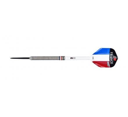 Jeu de flechettes Acier One80 FG Loulou Darts 22 gr