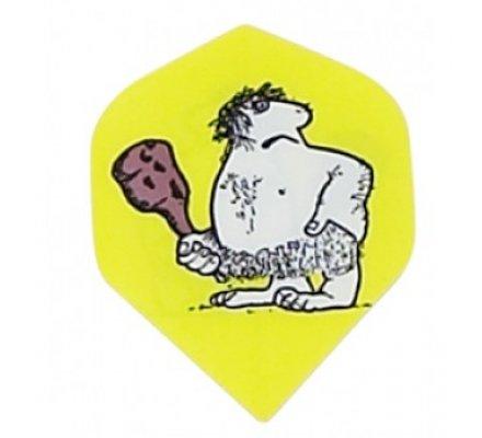Ailette de flechettes standard HOMME DES CAVERNES M239