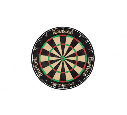 Cible de flechettes traditionnelle Pro Matchplay EA006