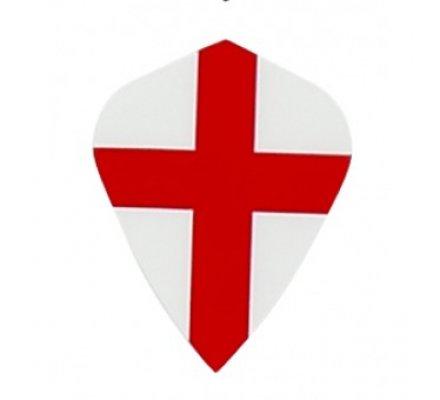 Ailette de flechettes KITE croix St Georges MK11