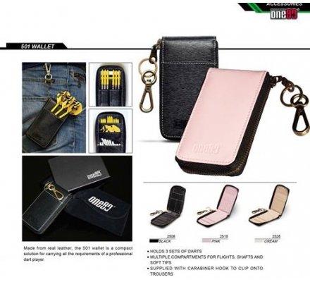 501 Wallet One80 Cream