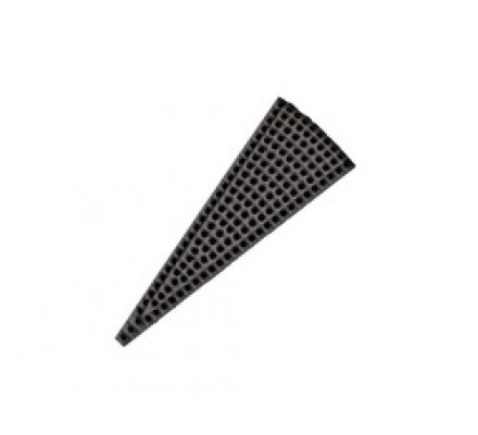 Segment Simple Triangle Gris H2